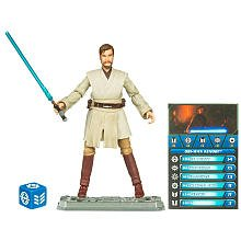 "Star Wars Saga Legends 3 3/4"" Obi-Wan Kenobi Episode III Action Figure"