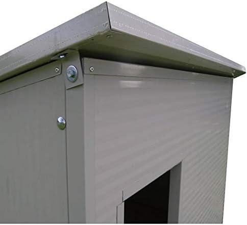 Ferranti - Casas de Perro con Aislamiento Mod. Dobermann Grande - 119 x 101 cm XL para Perro de Raza Grande: Amazon.es: Hogar