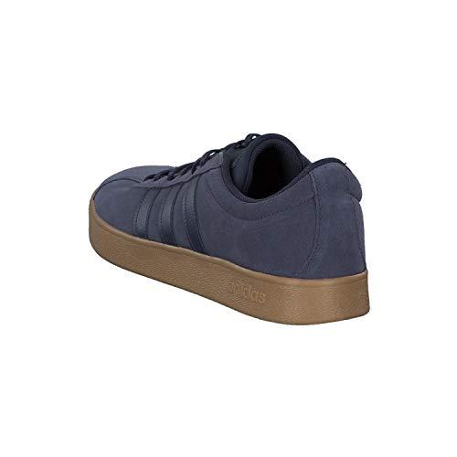 Zapatillas 2 Eu Court Adidas De lgrani Para Skateboard 0 Hombre trablu Vl 44 Gris gum4 q6pEwnxECI