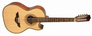 UPC 048667359420, H. Jimenez El Estandar Acoustic-Electric Bajo Quinto