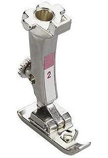 2 For Bernina Sewing Machines Old Type Overlock Presser Foot ...