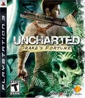 New Sony Sdvg Uncharted Drakes Fortune Product Type Ps3 Game Stylish Sub Genre Video Action Adventure