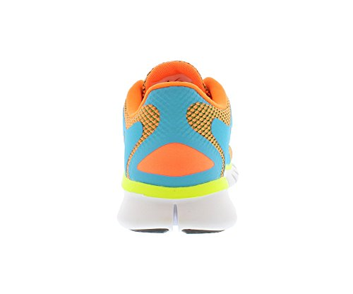 9af6ba971e37 Nike Free Run 5.0 Le Running Shoes Big Girls 631567-400 Sz 5 Y Youth ...