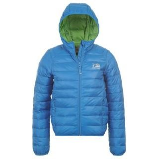 72bc3dc45a1c Karrimor Lightweight Down Jacket Junior Blue 7-8 (SB)  Amazon.co.uk  Sports    Outdoors