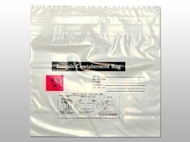 10 x 10'' 2.4 Mil Emesis Containment Poly Bag(1,000 Bags) - Elkay Plastics ECM1010 by Miller Supply Inc