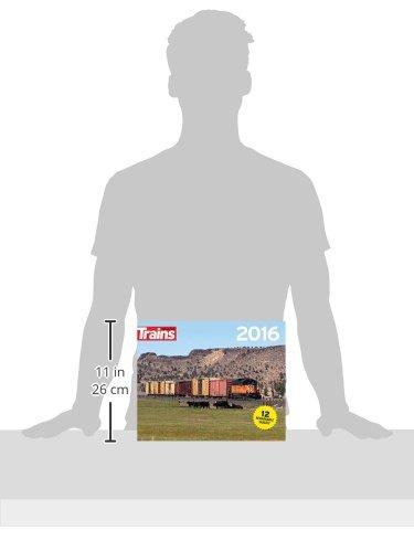 Trains Magazine 2016