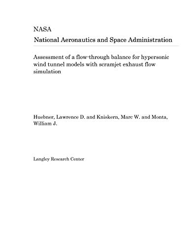 Assessment of a flow-through balance for hypersonic wind tunnel models with scramjet exhaust flow ()