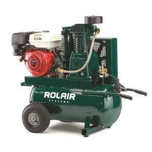 [해외]ROLAIR 9 HP Honda 20.1 CFM 20.1 - 20000헤르츠 검정 / ROLAIR 9 HP Honda, 20.1 CFM@90PSI, 20