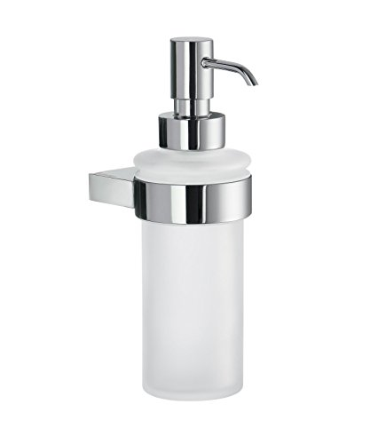 Smedbo SME_AK369 Soap Dispenser Wall mount, Polished Chrome by Smedbo