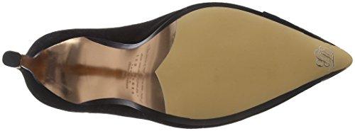 Bexzs Zapatillas mujeres Ted Negro negras Baker ballet 000000 cerrada con para de punta qBTRBOX