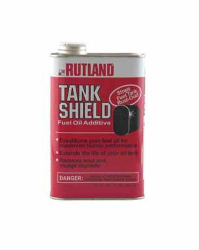 Additive Tank (Rutland Tank Shield Fuel Oil Additive 1 Qt. Application - 1 Pt. For 250 Gal.)