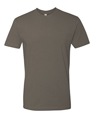 next-level-mens-premium-fitted-short-sleeve-crew-t-shirt-x-large-warm-grey