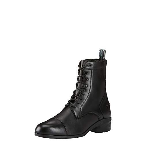 Ariat Men's Heritage IV English Paddock Boot, Black, 11 D US
