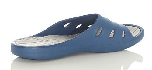 Jardin Été Piscine Pantoufles Bleu Pour 2 De Cleostyle Mocassins Mules Sabots Plage 49 modèle Tongs Loisir Et Homme tsCxhrdQ