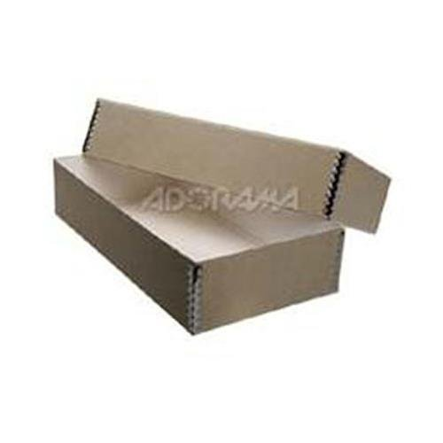 Adorama Archival 35mm Size 400 Slide Storage Box with Divider Boxes, Holds 400 Slides, 11 1/4 x 6 inches x 2 1/2 inches 4332009806 FSBS400