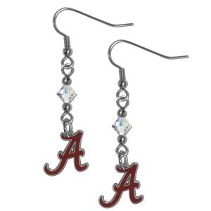 NCAA Alabama Crimson Tide Crystal Dangle - Tide Crystal Alabama Crimson