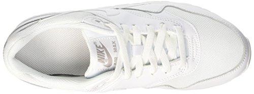 metallic Air Sportive 1 Max Unisex NIKE Bambino Scarpe GS White White Silver Bianco PdxA6wXwqn
