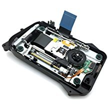 SBOS® Sony PS3 CECH-4001A / CECH-4001B Super Slim New Replacement Blue-Ray DVD Drive Deck KEM-850 PHA with Laser Lens and flex cable in Shell (Blue Ray Drive Ps3 Slim)