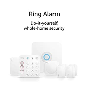 Flashandfocus.com 31r87E1UUUL._SS300_ Ring Alarm 8-piece kit (2nd Gen) – home security system with optional 24/7 professional monitoring – Works with Alexa