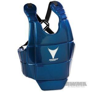 ProForce Lightning Bodyguard Chest Gear - Blue - X-Large