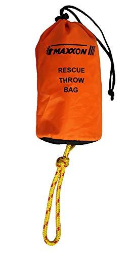 Maxxon Rescue Throw Bag RTB-1001 Bag, Orange, 3/8