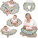 Leachco- Cuddle-U Nursing Pillow and More, caterpillar