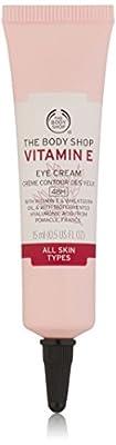 The Body Shop Vitamin E Eye Cream, 0.5 Ounce (Packaging May Vary)