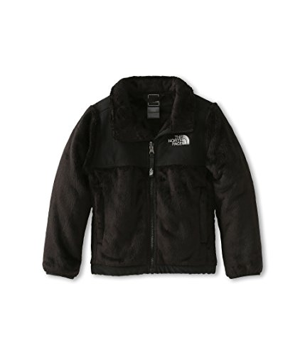 The North Face Kids Girl's Denali Thermal Jacket (Little Kids/Big Kids) TNF Black/TNF Black Small