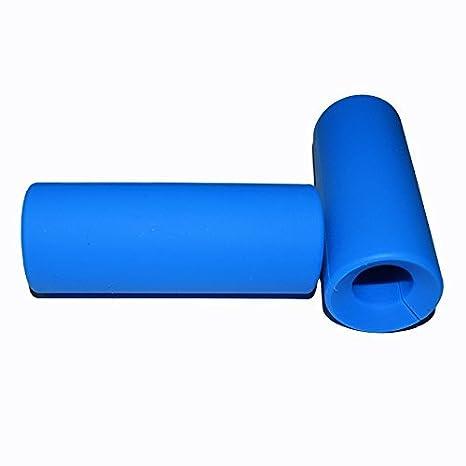 Peyviva de espesor Bar Grips – cómodo y duradero antideslizante silicona goma fácilmente con a cualquier
