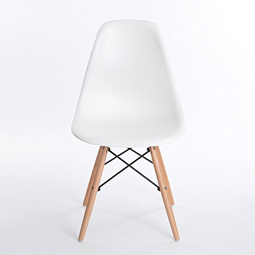 Dining Chairs FurnitureR Set Of 4 Dinning Chairs Eames