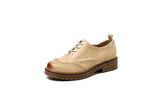 Head Shoes Women's Heel Heels Block Round HxHFqOR