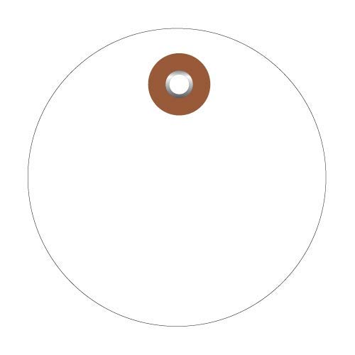TapePlanet Colored Plastic Tags (100 Pre/Case) (2