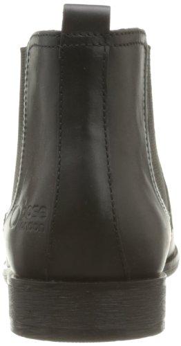 Chelsea Boots Mens London Leather Black Base Saffron EwXIdgqnEP