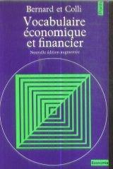 Vocabulaire économique et financier par Yves Bernard (II)