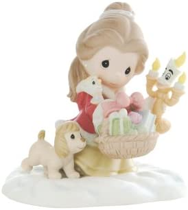 Precious Moments It is in The Giving That We Receive Figurine