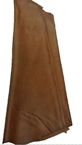 REED Leather Hides - Various Colors (Light Brown)