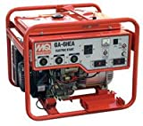 Multiquip GA6HEB Portable Generator with Honda Motor, 9.5 HP, 120/240 VOLT, 6000 WATT Output