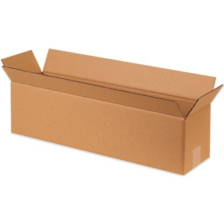 [Aviditi 2088 Single-Wall Long Corrugated Box, 20