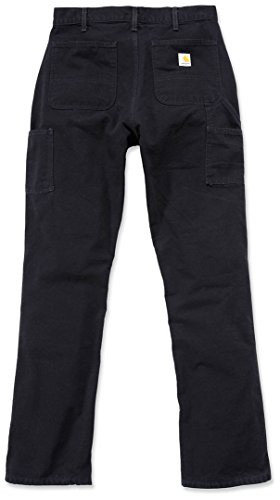 Carhartt Foncé Lavé Pantalon Travail Kaki Eb011 De Canard aRBaqwxrU