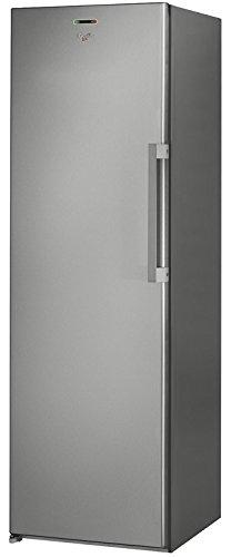 Whirlpool UW8 F2Y XBI F Independiente Vertical 260L A++ Acero inoxidable – Congelador (Vertical, 260 L, 22 kg/24h, SN-T…