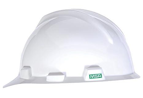 MSA V-Gard de polietileno con tapa protectora