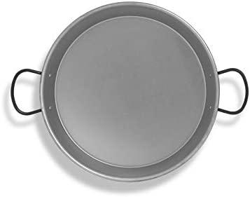 Metaltex - Paellera pulida inducción 34 cm