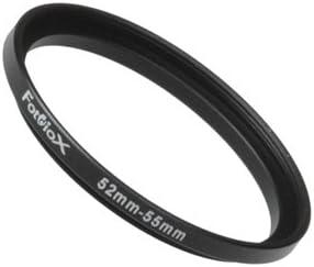 Fotodiox Metall Step Up Filteradapter Ring Eloxiert Kamera
