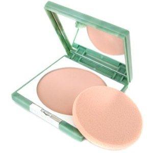 Clinique SuperPowder Double Face Makeup Powder Compact .35 oz , Matte Honey 04