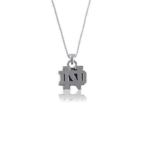 - Dayna U University of Notre Dame Fighting Irish UND Sterling Silver Jewelry (Pendant Necklace)