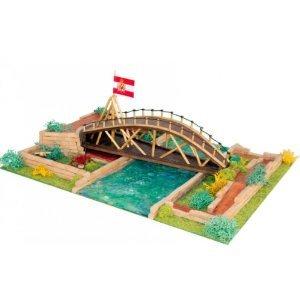 Keranova 30251, Kit-Demo Leonardo Da Vinci-Brücke