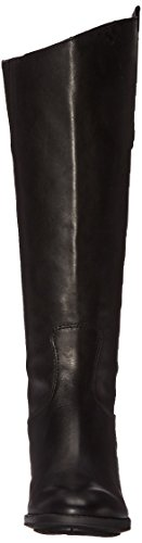 Equestrian Edelman Black Women's Boot Leather Penny Sam tvggq