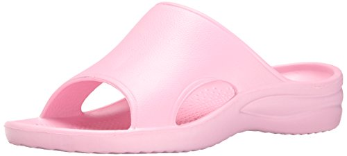 Ladies Soft Sandal DAWGS Slide Soft Pink Womens Pink Sandal DAWGS Ladies Slide DAWGS Womens FZazcqTBXw