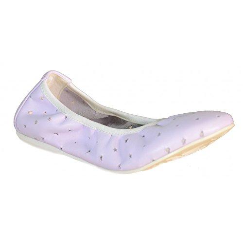 Pelle Ballerina 32 Viola Violet Bambina Primigi 63301 wt4dBBq