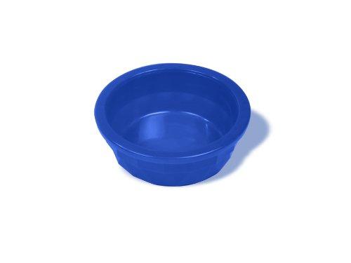 Pureness Heavyweight Translucent Medium Crock Dish, 20-Ounce, My Pet Supplies